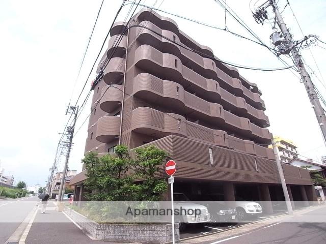 愛知県名古屋市中川区、尾頭橋駅徒歩7分の築14年 6階建の賃貸マンション