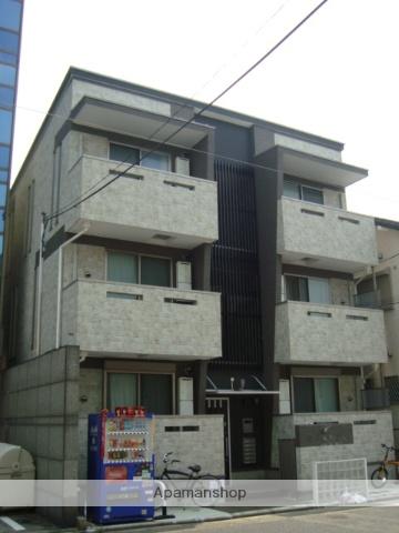 愛知県名古屋市瑞穂区、呼続駅徒歩5分の築5年 3階建の賃貸アパート