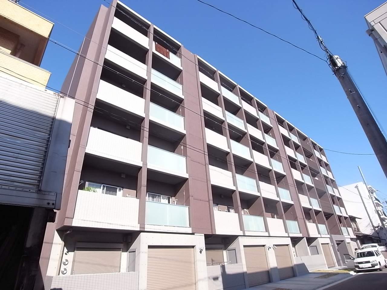 愛知県名古屋市中川区、金山駅徒歩13分の築5年 6階建の賃貸マンション