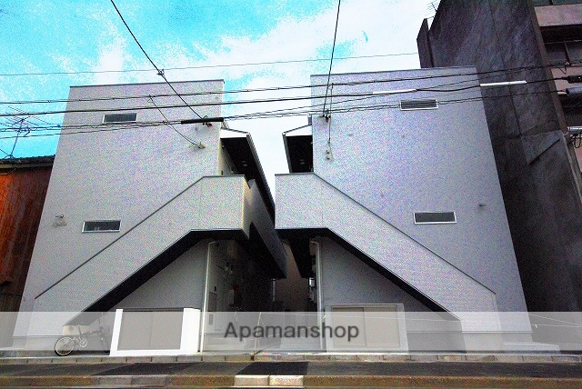 愛知県名古屋市瑞穂区、瑞穂運動場西駅徒歩8分の築4年 2階建の賃貸アパート