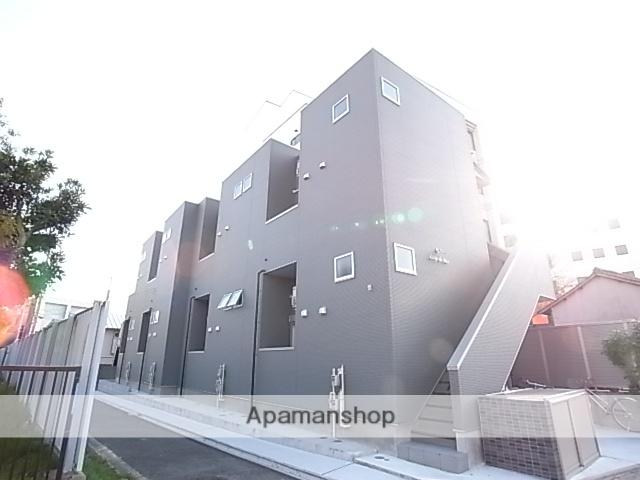 愛知県名古屋市瑞穂区、堀田駅徒歩3分の築6年 2階建の賃貸アパート