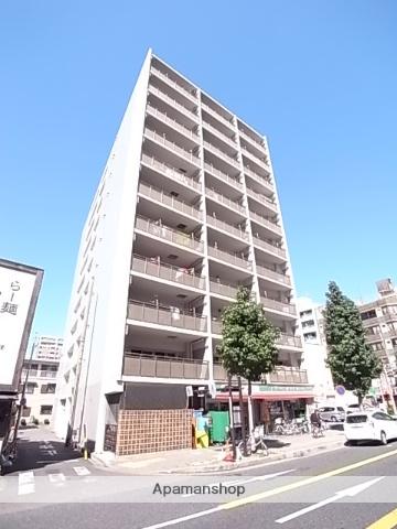 愛知県名古屋市中区、東別院駅徒歩7分の築13年 11階建の賃貸マンション