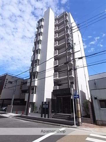 愛知県名古屋市熱田区、神宮前駅徒歩6分の築3年 9階建の賃貸マンション