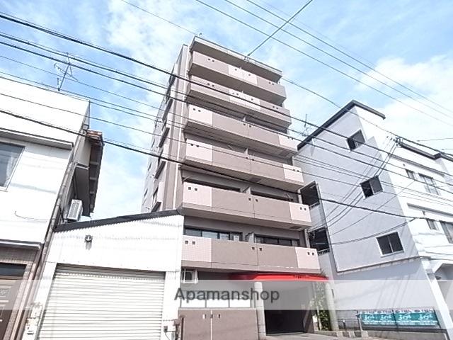 愛知県名古屋市熱田区、神宮西駅徒歩21分の築19年 7階建の賃貸マンション