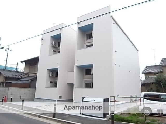 愛知県名古屋市中川区、南荒子駅徒歩25分の築3年 2階建の賃貸アパート