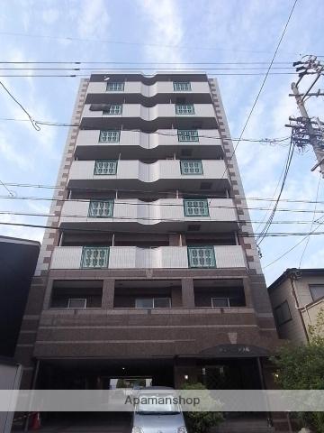 愛知県名古屋市熱田区、金山駅徒歩4分の築13年 8階建の賃貸マンション
