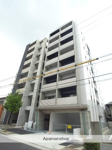 愛知県名古屋市昭和区、御器所駅徒歩15分の築2年 8階建の賃貸マンション