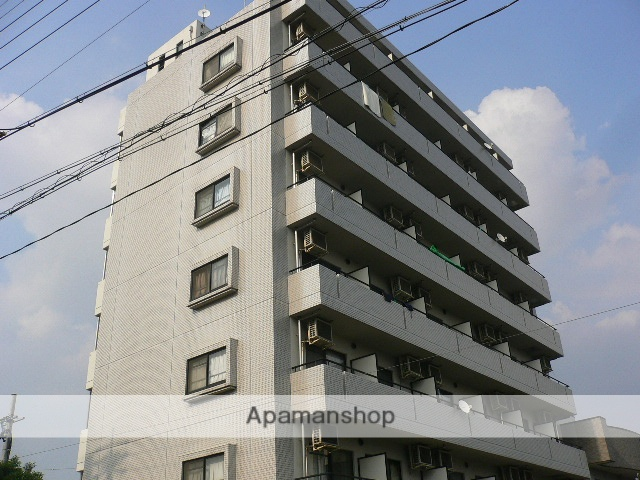 愛知県名古屋市瑞穂区、堀田駅徒歩5分の築18年 8階建の賃貸マンション