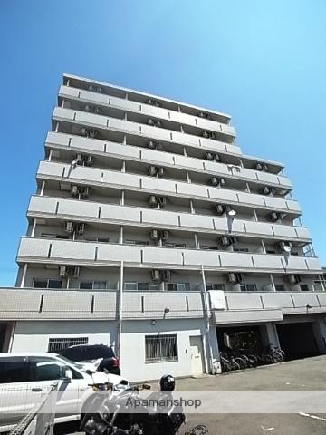愛知県名古屋市瑞穂区、堀田駅徒歩10分の築24年 8階建の賃貸マンション