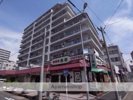 愛知県名古屋市中区、矢場町駅徒歩13分の築43年 10階建の賃貸マンション