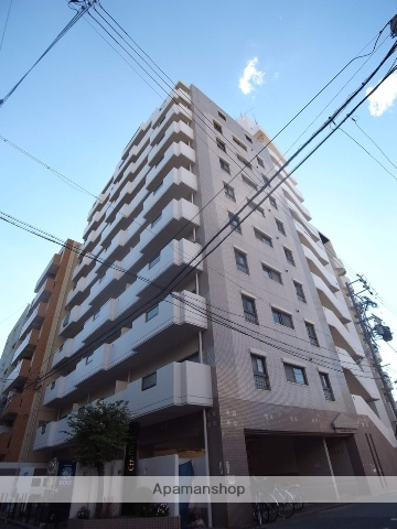 愛知県名古屋市中区、金山駅徒歩14分の築29年 11階建の賃貸マンション