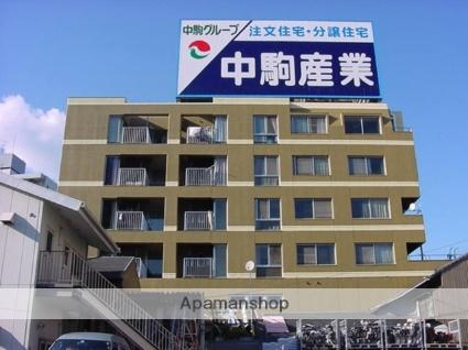 愛知県名古屋市中区、栄町駅徒歩11分の築31年 6階建の賃貸マンション