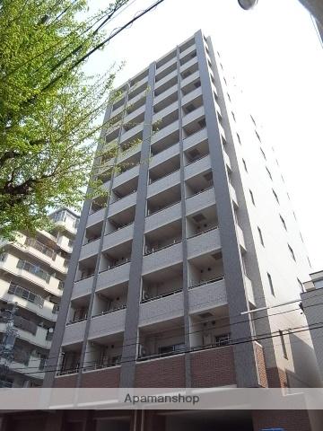 愛知県名古屋市中区、東別院駅徒歩10分の築11年 12階建の賃貸マンション