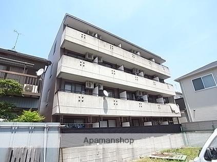 愛知県名古屋市中川区、南荒子駅徒歩26分の築17年 4階建の賃貸マンション