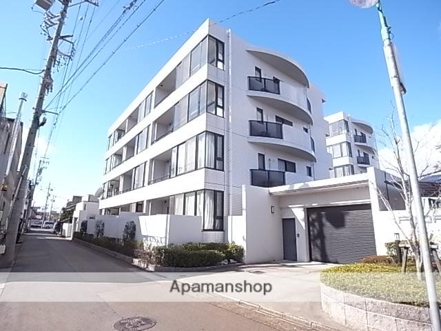 愛知県名古屋市中川区、尾頭橋駅徒歩22分の築13年 4階建の賃貸マンション