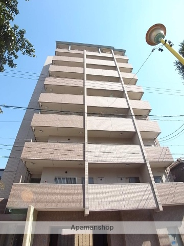 愛知県名古屋市中川区、金山駅徒歩17分の築11年 9階建の賃貸マンション