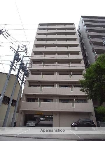 愛知県名古屋市中川区、尾頭橋駅徒歩12分の築10年 11階建の賃貸マンション