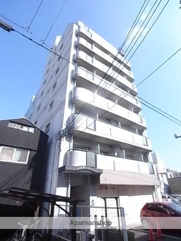愛知県名古屋市中区、矢場町駅徒歩14分の築25年 9階建の賃貸マンション