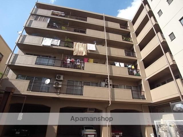 愛知県名古屋市中区、金山駅徒歩17分の築40年 6階建の賃貸マンション
