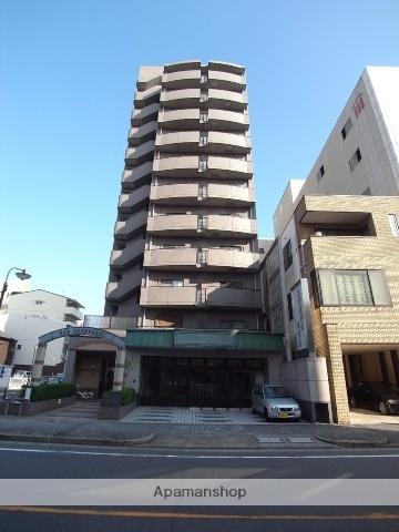 愛知県名古屋市中区、上前津駅徒歩9分の築16年 11階建の賃貸マンション