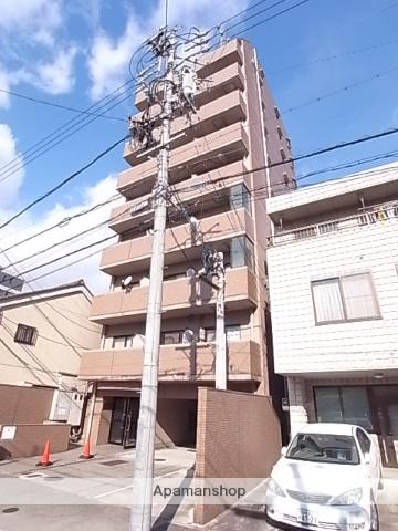 愛知県名古屋市中区、尾頭橋駅徒歩18分の築22年 10階建の賃貸マンション