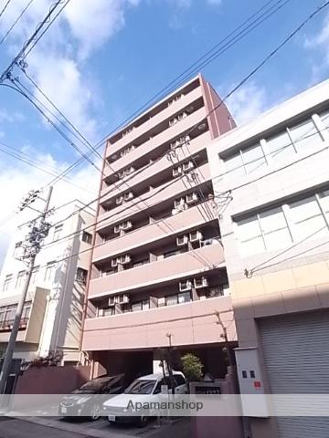 愛知県名古屋市中区、東別院駅徒歩8分の築19年 8階建の賃貸マンション