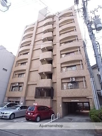 愛知県名古屋市中区、伏見駅徒歩13分の築21年 9階建の賃貸マンション