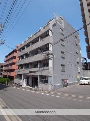 愛知県名古屋市中区、金山駅徒歩12分の築33年 6階建の賃貸マンション