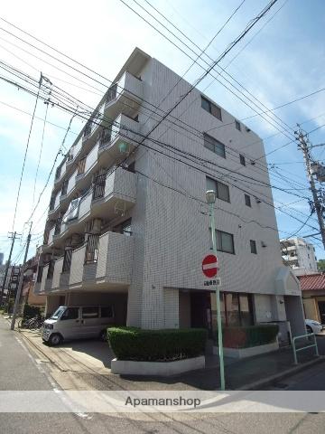 愛知県名古屋市中区、尾頭橋駅徒歩12分の築27年 5階建の賃貸マンション