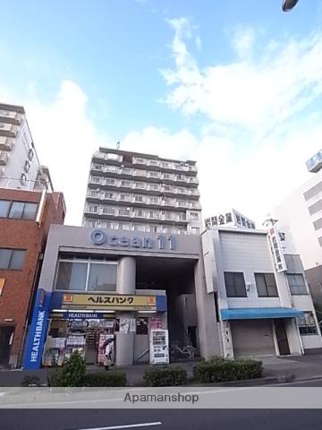 愛知県名古屋市中区、矢場町駅徒歩14分の築30年 11階建の賃貸マンション