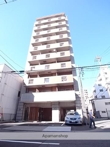愛知県名古屋市中区、鶴舞駅徒歩10分の築11年 10階建の賃貸マンション