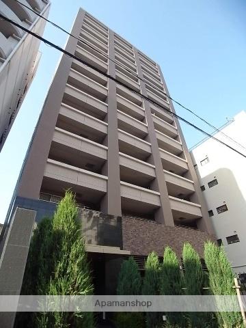 愛知県名古屋市中区、鶴舞駅徒歩9分の築10年 13階建の賃貸マンション