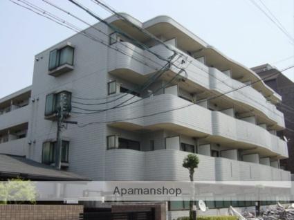 愛知県名古屋市昭和区、御器所駅徒歩8分の築28年 4階建の賃貸マンション
