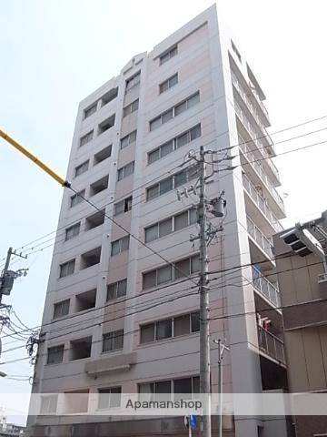 愛知県名古屋市熱田区、日比野駅徒歩20分の築27年 10階建の賃貸マンション