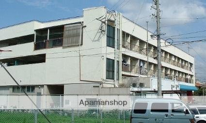 愛知県名古屋市熱田区、伝馬町駅徒歩26分の築52年 3階建の賃貸マンション