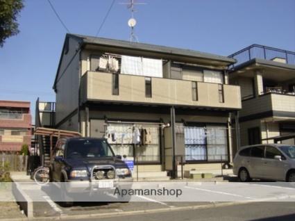 愛知県名古屋市熱田区、六番町駅徒歩7分の築19年 2階建の賃貸アパート