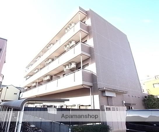 愛知県名古屋市熱田区、西高蔵駅徒歩22分の築18年 4階建の賃貸マンション