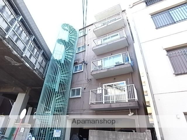 愛知県名古屋市熱田区、日比野駅徒歩15分の築36年 6階建の賃貸マンション
