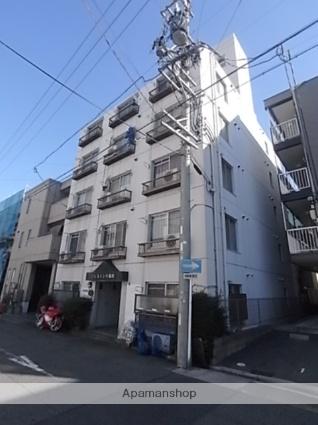 愛知県名古屋市熱田区、西高蔵駅徒歩20分の築28年 5階建の賃貸マンション