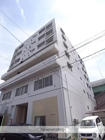 愛知県名古屋市熱田区、西高蔵駅徒歩20分の築38年 7階建の賃貸マンション