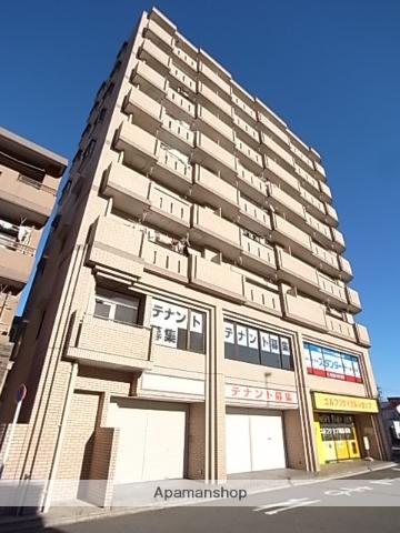 愛知県名古屋市熱田区、神宮西駅徒歩13分の築28年 9階建の賃貸マンション