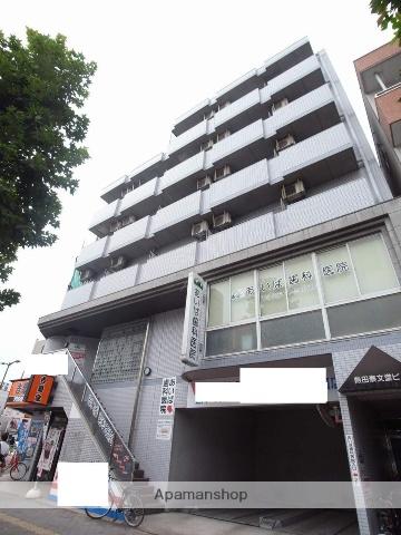 愛知県名古屋市熱田区、神宮前駅徒歩8分の築22年 6階建の賃貸マンション