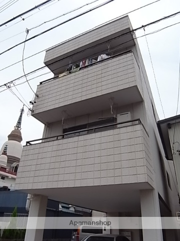 愛知県名古屋市熱田区、金山駅徒歩8分の築28年 3階建の賃貸マンション