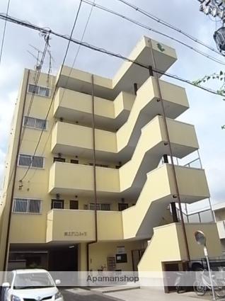 愛知県名古屋市熱田区、尾頭橋駅徒歩20分の築20年 5階建の賃貸マンション