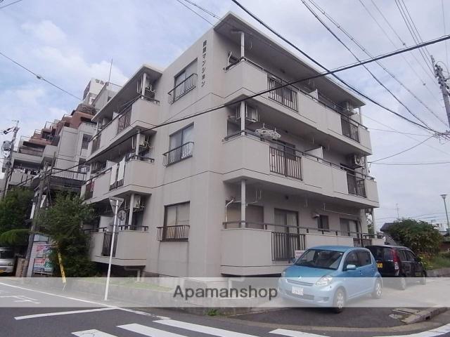 愛知県名古屋市熱田区、熱田駅徒歩6分の築29年 3階建の賃貸マンション