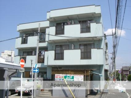愛知県名古屋市熱田区、神宮西駅徒歩4分の築21年 3階建の賃貸マンション