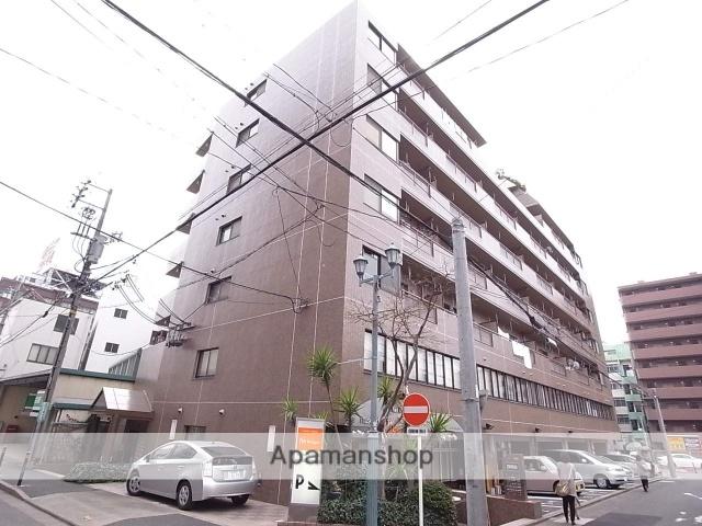 愛知県名古屋市熱田区、東別院駅徒歩13分の築21年 8階建の賃貸マンション