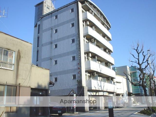 愛知県名古屋市熱田区、神宮西駅徒歩4分の築27年 6階建の賃貸マンション