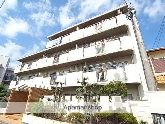 愛知県名古屋市熱田区、西高蔵駅徒歩14分の築28年 4階建の賃貸マンション