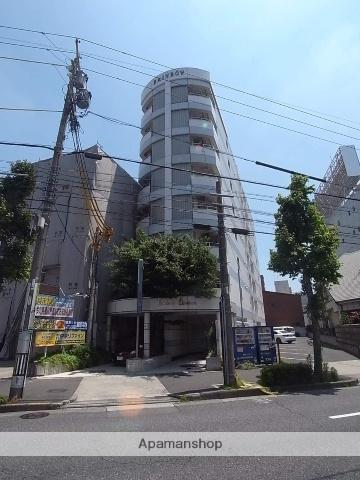 愛知県名古屋市熱田区、熱田駅徒歩7分の築24年 8階建の賃貸マンション